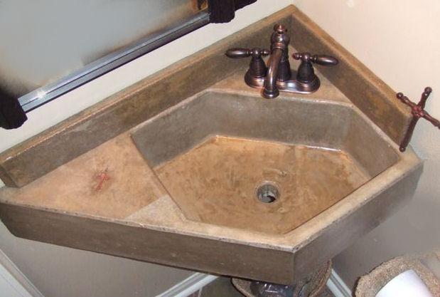 Bathroom Sinks And Countertops