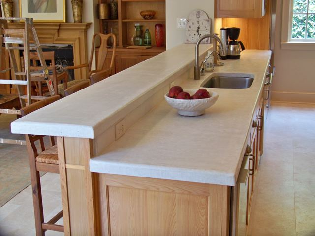 Kitchens And Islands By Crane Concrete Counters